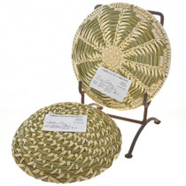 Papago Basket Set Of Two 22497