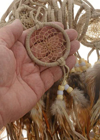 Navajo Small Dreamcatcher 26931
