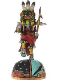 Chasing Star Kachina Doll 22077