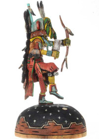 Hopi Cottonwood Kachina Doll 22077