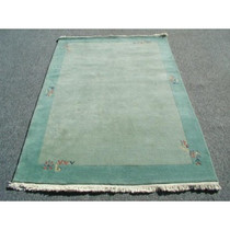 Hand Knotted Wool Rug 25126
