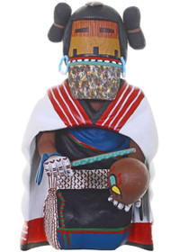 Kneeling Maiden Kachina 26468