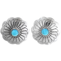 Turquoise Post Earrings 23448