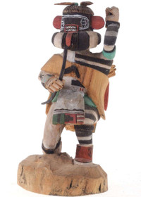 Hopi Kachina Doll Left Hand 23156