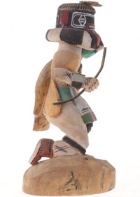 Collectible Hopi Doll 23156