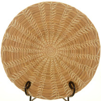 Vintage Papago Large Basket 25779