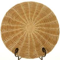 Traditional Split Stitch Pattern Basket 25779