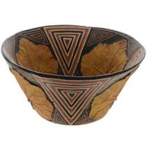 Leaf Pottery Bowl 27246