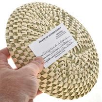 Yucca Beargrass Southwest Basket 22886