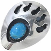 Navajo Bear Paw Ring 26275