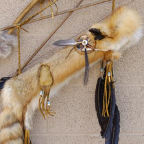 Red Fox Replica Indian Artifact 17306