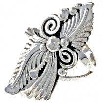 Ladies Sterling Navajo Ring 22205