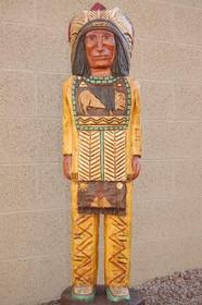 Buffalo Cigar Store Indian Chief 34001