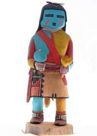 Hopi Butterfly Kachina Doll 23144