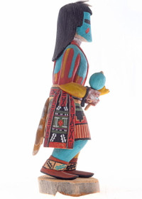 Sam Tewa Kachina Doll 23144