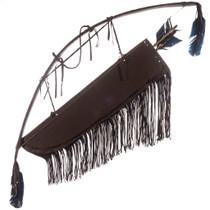 Indian Quiver Bow Arrows 25383