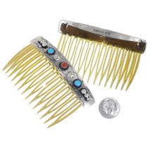 Navajo Made Hair Combs 25830