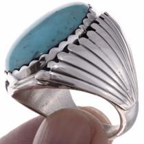 Navajo Turquoise Ring 23322