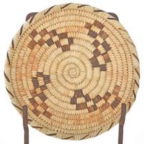 Pima Indian Tray Basket