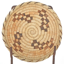 Papago Indian Tray Basket 18589