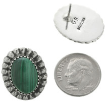 Navajo Gemstone Post Earrings 22037