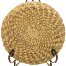 Papago Indian 20th Century Split Stitch Basket 25767