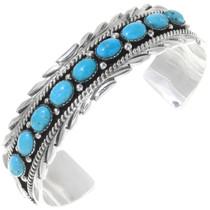Sleeping Beauty Turquoise Cuff Bracelet 25385