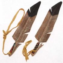 Hopi Cottonwood Feather 22078