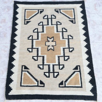 Two Grey Hills Rug 25944