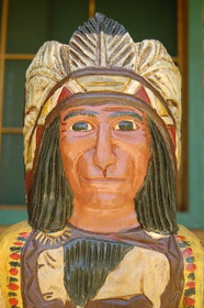 Buffalo Chief Wooden Indian  34016
