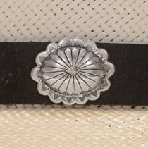 Navajo Silver Concho 25755