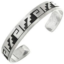 Hopi Patterned Bracelet 23601