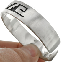 Silver Overlaid Bracelet 23601