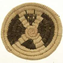 Papago Devils Claw Basket 26084