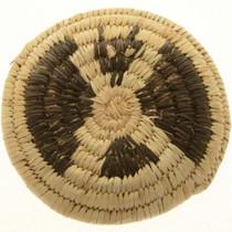 Bat Pattern Basket 26084