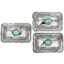 Traditional Native American Belt Buckles 23623