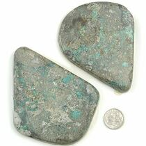 855 Carats BOULDER & PICTURE MOUNTAIN Turquoise Cabochons Various Shapes