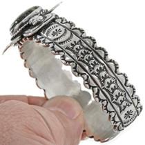Navajo Turquoise Bracelet 16404