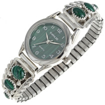 Malachite Ladies Watch 23588