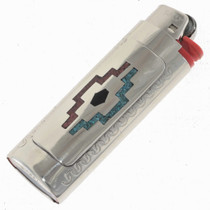 Turquoise Coral Lighter Case 21950