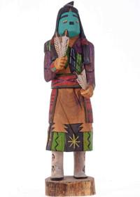 Navajo Hano Mana Kachina 23152