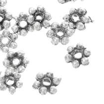 2mm Silver Bali Beads 34565