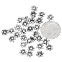 Silver Spacer Beads 34565