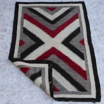 Eye Dazzler Wool Rug 26021