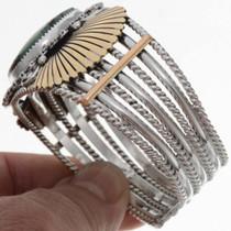 Navajo Turquoise Bracelet 25861