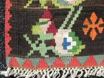 Hand Woven Wool Carpet 25107