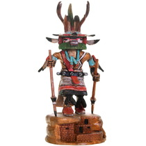Hopi Deer Kachina Doll 21468