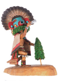 Early Morning Singer Kachina 23158