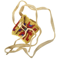 Indian Medicine Bag to Wear 30404