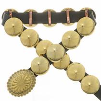 Gold Concho Belt 23335